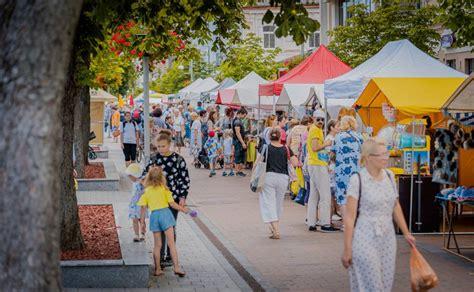 Augusta tirdziņš Rīgas ielā būs neparasti plašs un skanīgs