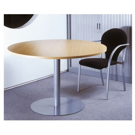 table de r 233 union ronde meeting mobilier stock fr