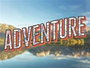 Adventure | Typography appreciation | Pinterest