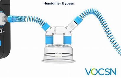 Vocsn Medical Clear Ventilator Function Device Multi