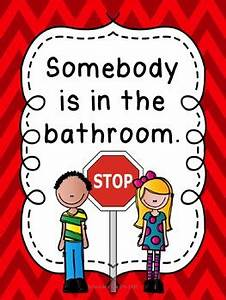 new 30 bathroom sign for classroom decorating design of With bathroom signs for classroom