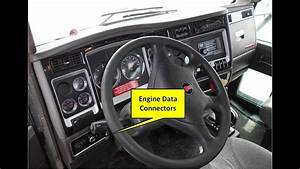 Peoplenet Kenworth T660 800 900 Engine Data