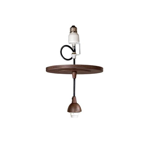 shop portfolio 1 light bronze mix and match mini pendant