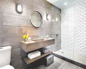 Le carrelage salle de bain quelles sont les meilleures for Idee salle de bain carrelage