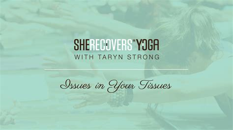 recovers yoga  taryn strong  recovers