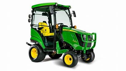 Deere 1025r Tractor Cab John Compact Utility