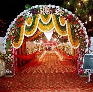Entry Gate Decoration ~ Shadi Arrangements