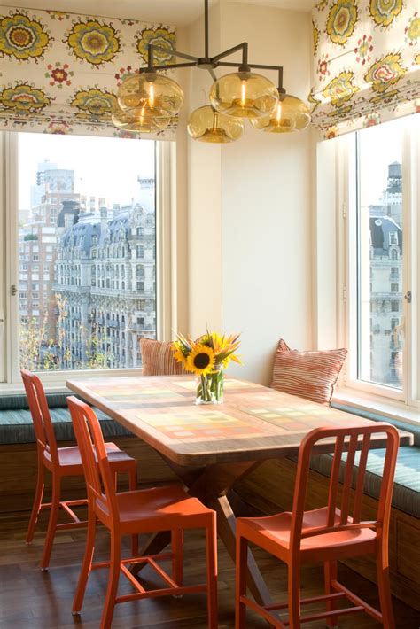 Banquettes In Kitchens by 20 Stunning Kitchen Booths And Banquettes Hgtv