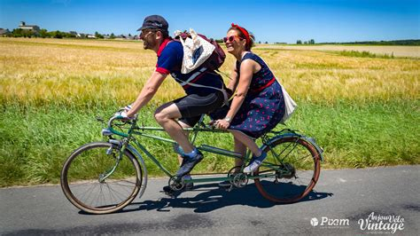 La Rando Vélo Rétro  23th & 24th June 2018 At Saumur, France