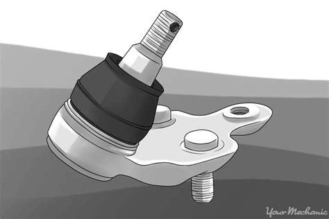 check suspension ball joints yourmechanic advice
