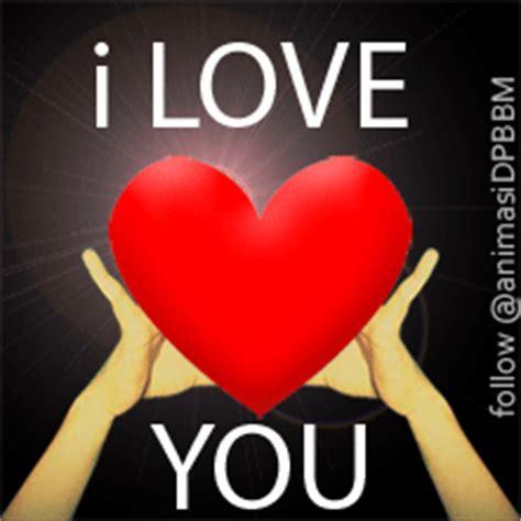 DP BBM i LOVE you terbaru - Kochie Frog
