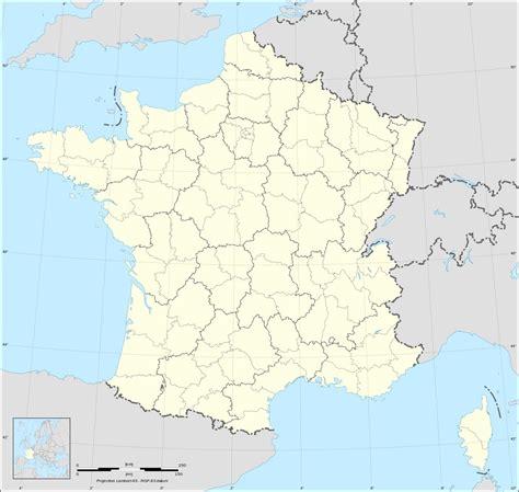 Carte Région Administrative Vierge by Carte De Vierge Fond De Carte De