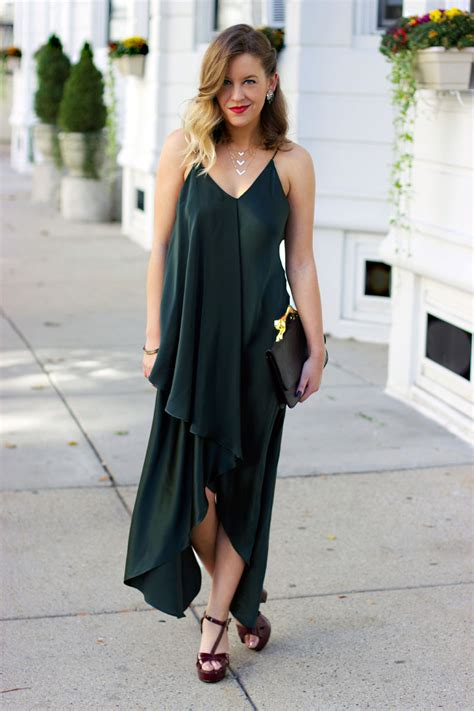 Fall Wedding Outfit | Style Tab