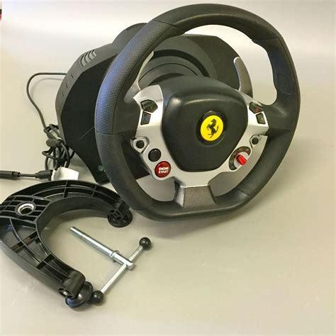 For the real ferrari fans, thrustmaster has a realistic racing wheel under the official licenses of ferrari and microsoft xbox one! Thrustmaster Ferrari 458 Spider Racing Wheel Parts | Reviewmotors.co
