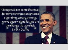 Barack Obama Quotes About Education, Love and Leadership