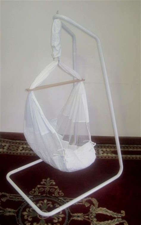 Bassinet Hammock by Details About New Mamakiddies Baby Hammock Cot Bassinet