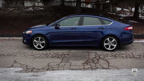 ford fusion se review lotpro youtube
