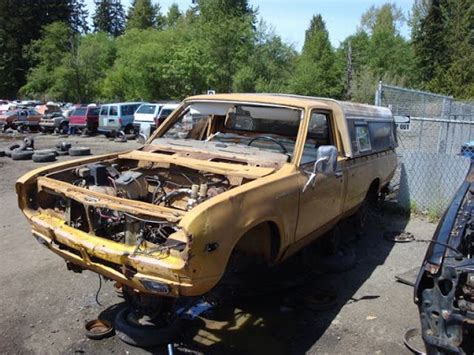 Datsun Auto Wrecking by Wrecking Yard Report Page 9 General Discussion