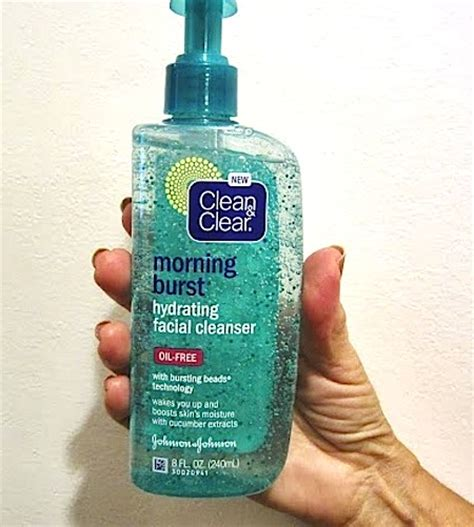 Harga Clean And Clear Morning Burst review swatches clean clear morning burst hydrating