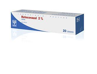 ketoconazol laboratorio pasteur