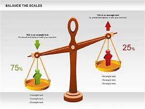 Balance the Scales Diagram for PowerPoint Presentations ...