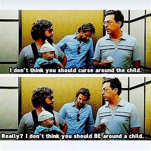 The Hangover Mo... Anchorman Hungover Quotes