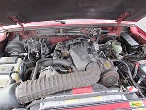1997 Ford Ranger Xlt Regular Cab 4x4 4 0 Liter Ohv 12