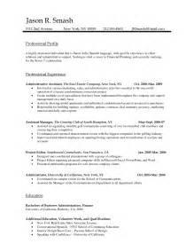 bachelor of arts resume exles bachelor of arts resume sales lewesmr