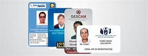 Credenciales de PVC para Empresas e Instituciones