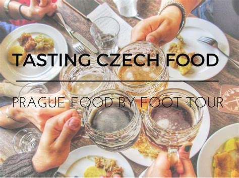 cuisine tour tasting food prague food by tour clara on