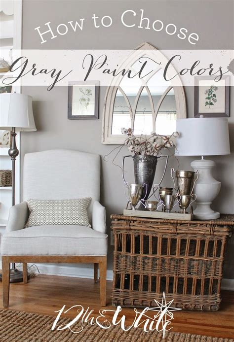how to choose gray paint colors gray paint colors gray