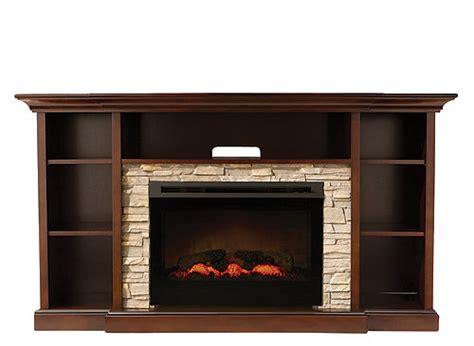 merrick  tv console   electric fireplace
