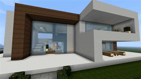 Moderne Häuser In Minecraft by Modernes Minecraft Haus My Best Modern House