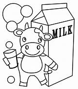 Milk Coloring Carton Milkshake Bar Candy Chocolate Getcolorings Printable Getdrawings Colorings sketch template