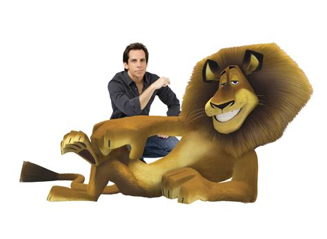 ben stiller madagascar wiki fandom powered  wikia