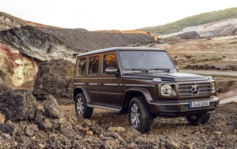 Новый Mercedes Gelandewagen Amg 20182019 фото видео, цена
