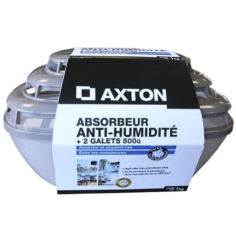 absorbeur d humidité absorbeur d humidit 233 galet axton 40 m 178 leroy merlin