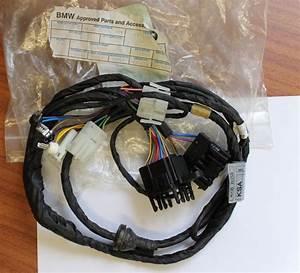 Bmw R1100rt Audio Radio Wiring Harness 61112306414