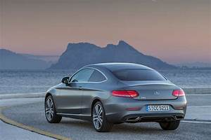 Coupe Mercedes : 2017 mercedes benz c300 coupe first drive review ~ Gottalentnigeria.com Avis de Voitures