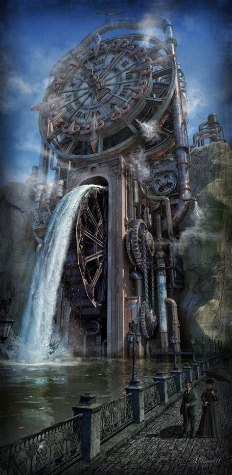 steampunk art   modeling blog cgtrader