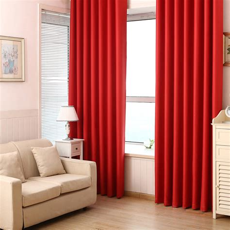and wide blackout curtains thermal insulated