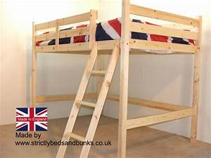 High sleeper bunk/loft bed - advice please « Singletrack ...