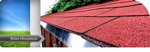 Dachlack Für Dachpappe : dachbelag wolff dachpappe vom garten fachh ndler ~ Orissabook.com Haus und Dekorationen