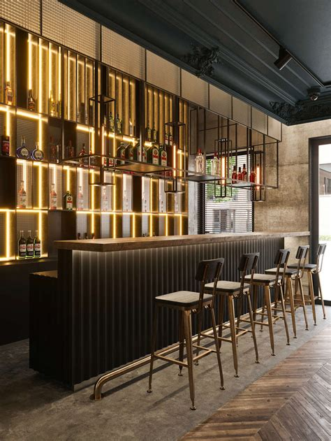Contemporary Bar Designs by 7 Best Contemporary Bar Stools You Can Get From Restaurant