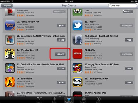Ipad App Store Gets Multiple Usability Improvements  Gigaom. Procalcitonin Signs. Paint Store Signs. Dehydration Signs Of Stroke. Lips Signs. Signage Signs. Circus Signs. Dry Tongue Signs. Number 2 Signs Of Stroke
