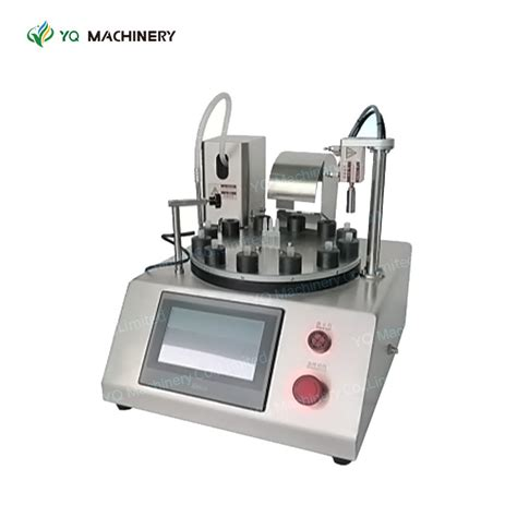 tabletop filling  capping machine  ceramic pump  small bottle filler buy tabletop