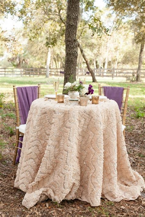 rustic table linens for weddings textured tablecloth wedding decor pinterest tablecloths