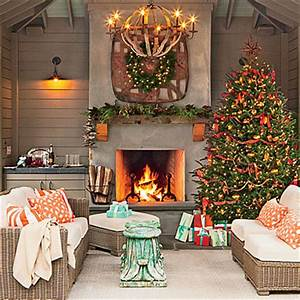 Holiday Scene s and for