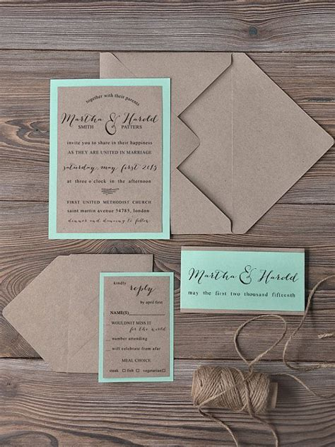 20 rustic wedding invitations ideas blog s inspiration