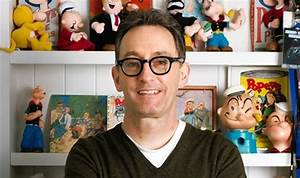 SpongeBob Voice Tom Kenny Talks About His Childhood